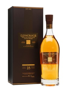 Glenmorangie Highland Single Malt Scotch Whisky Extremely Rare 18-letnia 43% 0,7l