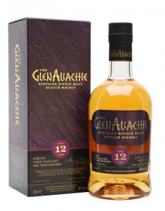 The GlenAllachie Speyside Single Malt Scotch Whisky 12-letnia 46% 0,7l