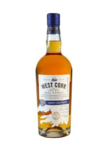 West Cork Single Malt Irish Whisky 43% 0,7