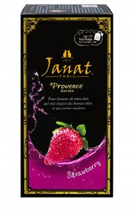 Janat Strawberry herbata 50g  - 25 saszetek