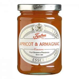 Wilkin&Sons Apricot & Armagnac Conserve 340 g