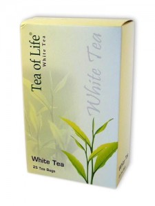 Tea of Life White Tea 25t
