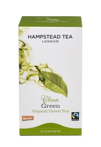 Hampstead Tea Clean Green Organic 20tb