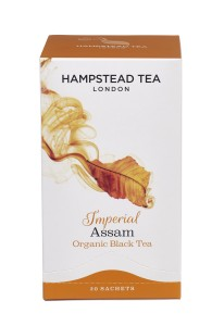 Hampstead Tea Imperial Assam Black Tea Organic 20tb