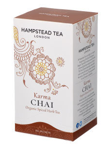 Hampstead Karma Chai Spiced Herb Tea Organic 20tb