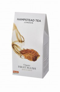 Hampstead Organic First flush Grand Cru Leaf Tea 100 g