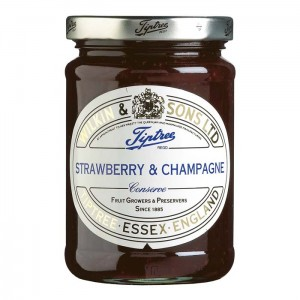 Wilkin&Sons Strawberry & Champagne 340g