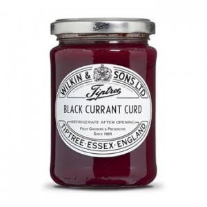 Wilkin Black Currant Curd 312g