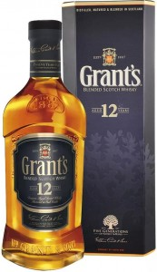 Grant's Blended Scotch Whisky 12