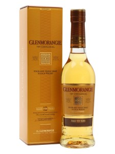 Glenmorangie The Original Highland Single Malt Whisky 10-letnia