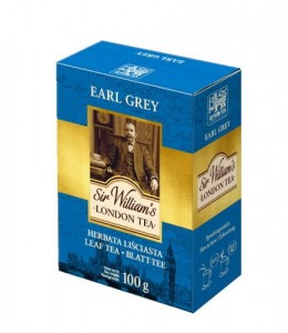 Sir William's London Tea Earl Grey czarna herbata liściasta 100g